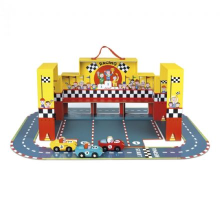 Janod Grand Prix Story - Car Racing Game